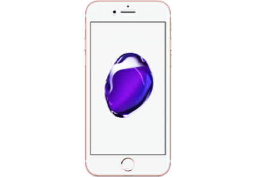 APPLE iPhone 7 128 GB Ros� Goud