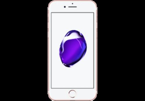 APPLE iPhone 7 256 GB Ros� Goud