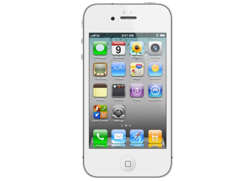 APPLE iPhone 4 8 GB Wit