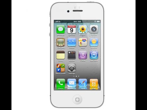 APPLE iPhone 4 8 GB Wit