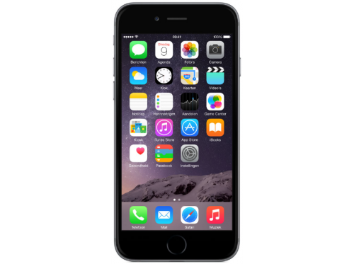 Apple iPhone 6 64GB spacegrijs