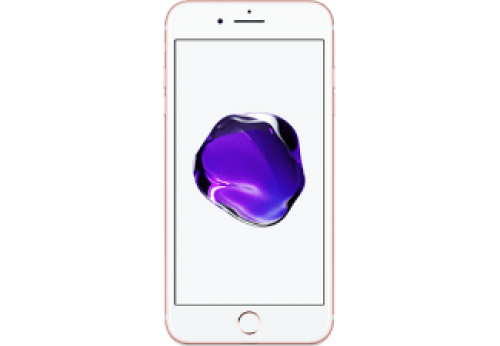 APPLE iPhone 7 Plus 128 GB Ros� Goud