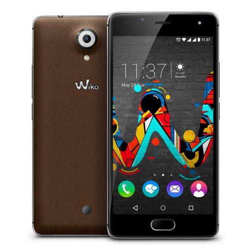 Wiko Ufeel 4G Dual Sim Brown