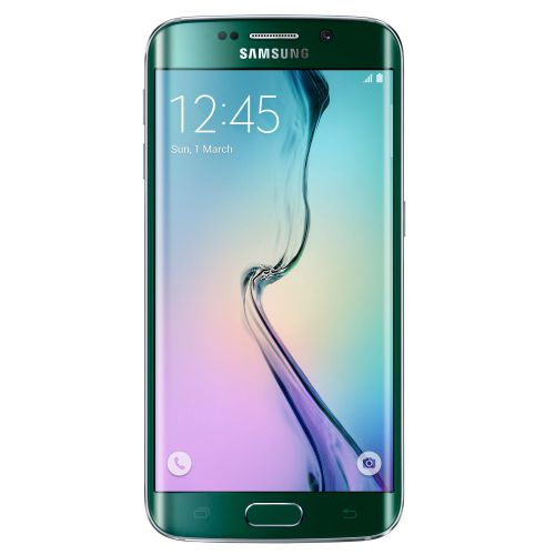 SAMSUNG Galaxy S6 edge 32 GB Groen