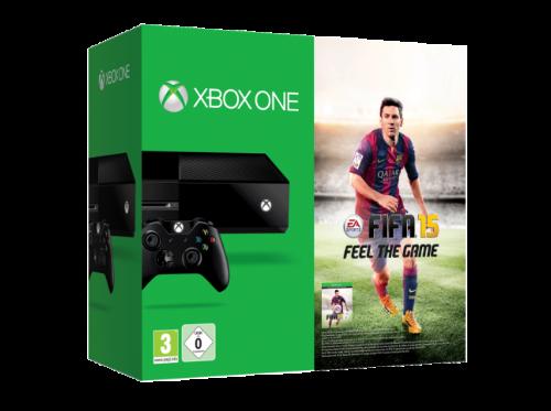 Microsoft Xbox One FIFA 15 Pack