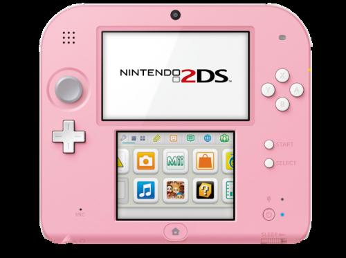 Nintendo 2DS Roze / Wit
