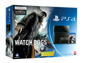 Sony PlayStation 4 Watch_Dogs Pack