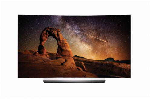 LG OLED55C6V Oled TV