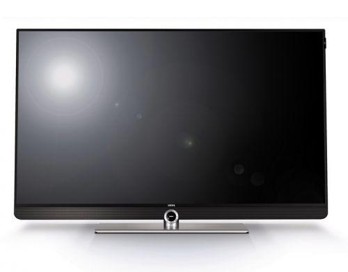 Loewe ART 40 Full HD TV - aluminium/zwart