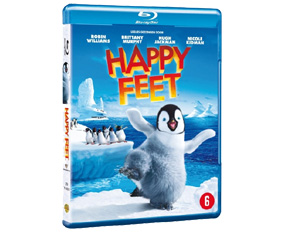 Warner Happy feet