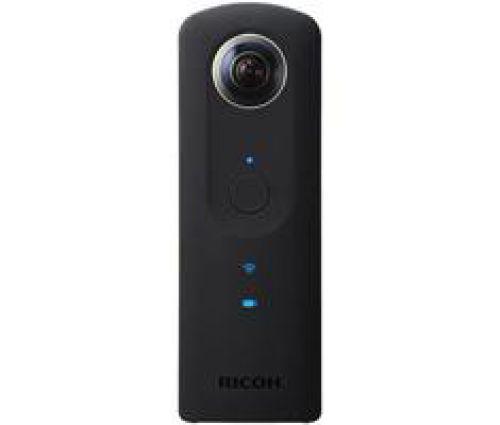 Ricoh Theta S 360 graden camera zwart