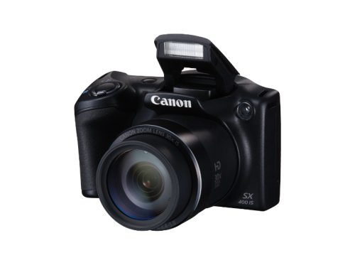 Canon Powershot SX400 IS Zwart