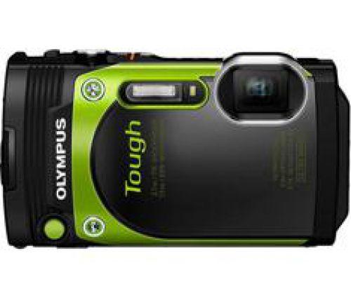 Olympus Stylus Tough TG-870 groen