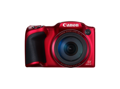Canon Powershot SX400 IS Rood