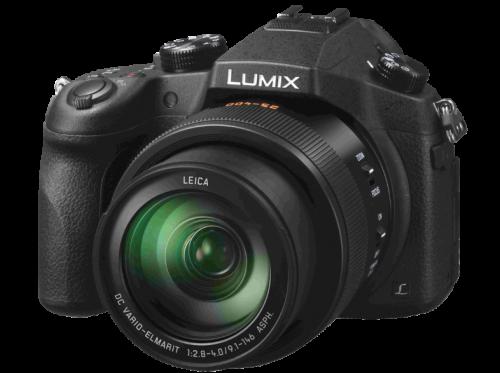 Panasonic LUMIX DMC FZ 1000 zwart zwart