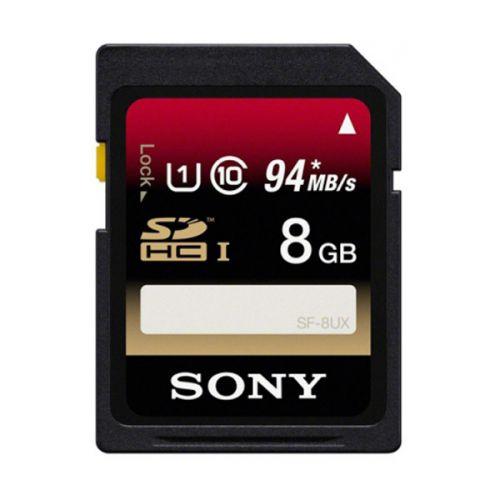Sony 8GB SDHC Class 10