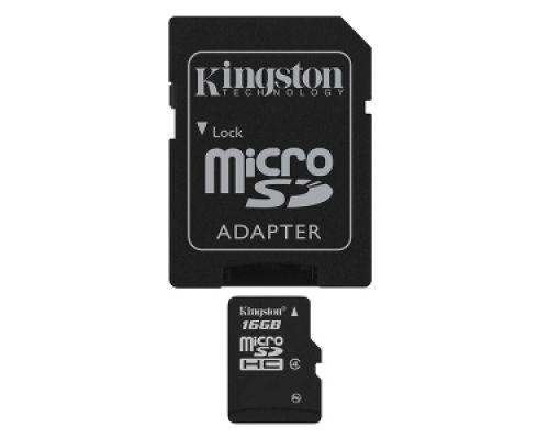 Kingston MicroSDHC Class 4 (16 GB)