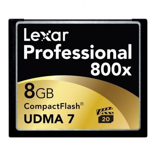 Lexar CF Pro 8GB 800x UDMA7