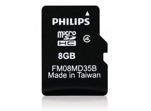 Philips 8GB MicroSD