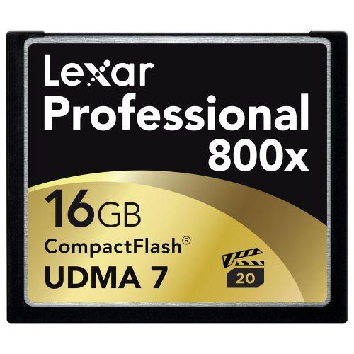 Lexar CompactFlash 800x