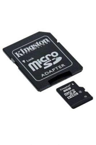 Kingston Micro SDHC Class4 (8 GB)
