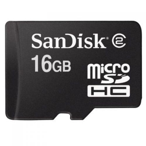 Sandisk MicroSDHC (16 GB)