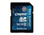 Kingston SDHC Class 10 (16 GB)