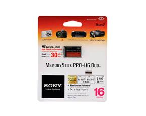 Sony MSHX16GNNW