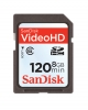 Sandisk Extreme HD video SD-HC 8GB