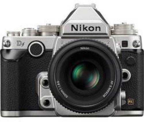 Nikon Nikon Df zilver + 50mm F/1.8G special classic edit