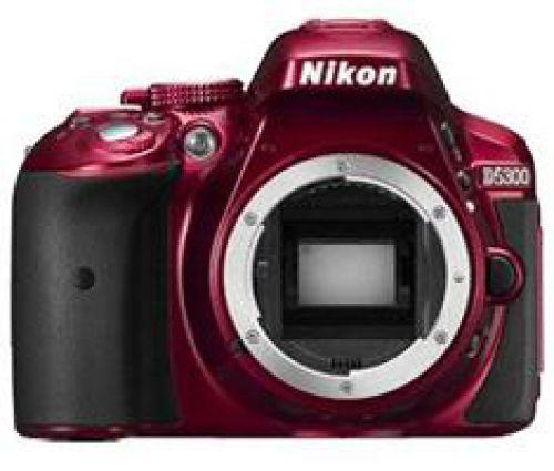 Nikon Nikon D5300 body rood