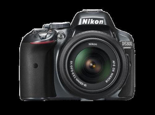 Nikon D5300 + AF-S DX 18-55 VR II