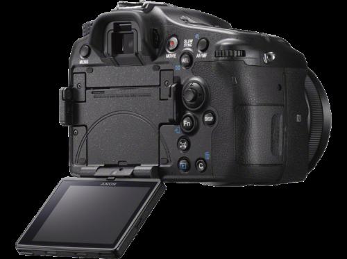 Sony ICLA-77 II + 16-50mm