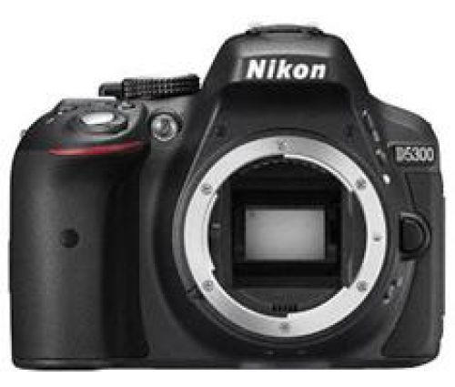 Nikon Nikon D5300 body zwart
