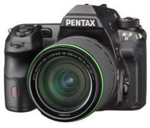 Pentax K-3 II + 18-135mm ED AL DC WR