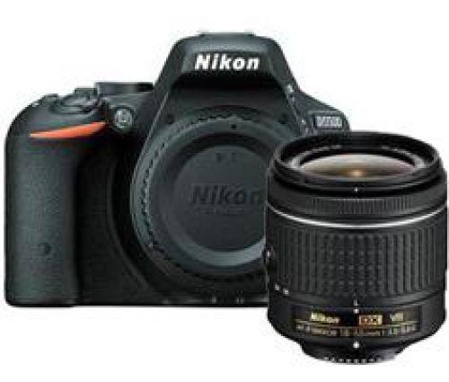 Nikon D5500 + AF-P 18-55mm VR