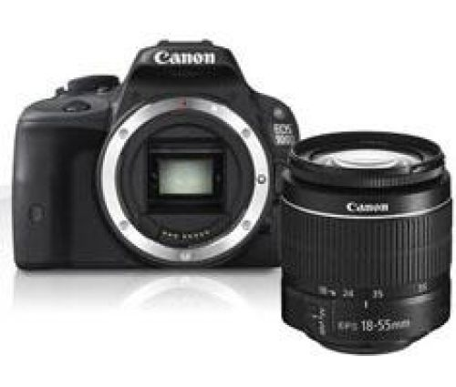 Canon EOS 100D + 18-55mm DC III