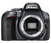 Nikon D5300 body antraciet