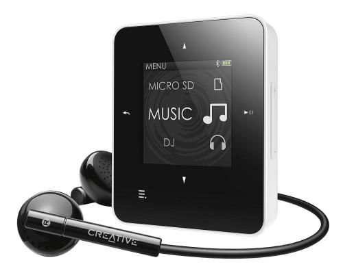 Creative ZEN Style M100 (4 GB)