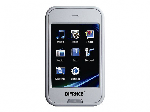 Difrnce MP2410 (4 GB)