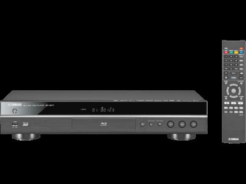 Yamaha BDS-677 Zwart