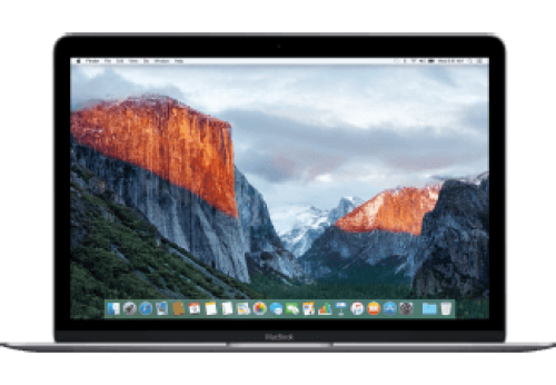 APPLE MacBook 12 MLH72N/A Space Gray