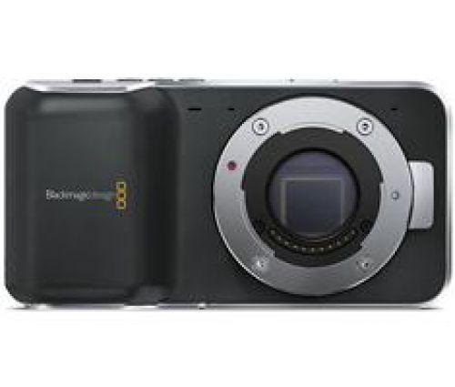 Blackmagic Pocket Cinema Camera met MFT-mount
