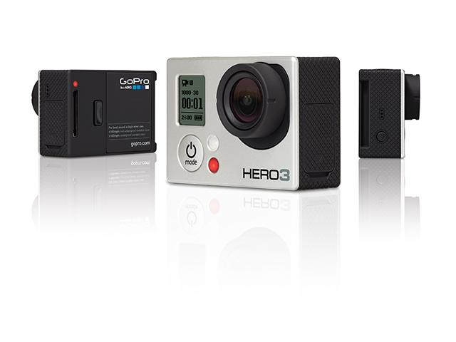 GoPro Hero 3 White Edition