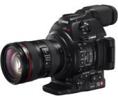 Canon EOS C100 mark II + 24-105mm iS USM