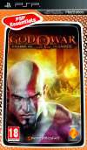 Sony God of War: Chains of Olympus Essentials