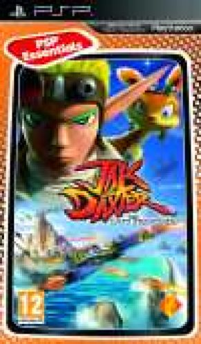 Sony Jak and Daxter: The Lost Frontier Essentials