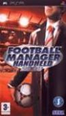 Sega Football Manager Handheld 2008
