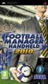 Sega Football Manager Handheld 2010