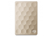 SEAGATE Backup Plus Ultra Slim 1TB Goud